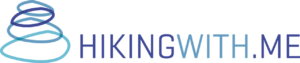 hiking with me logo