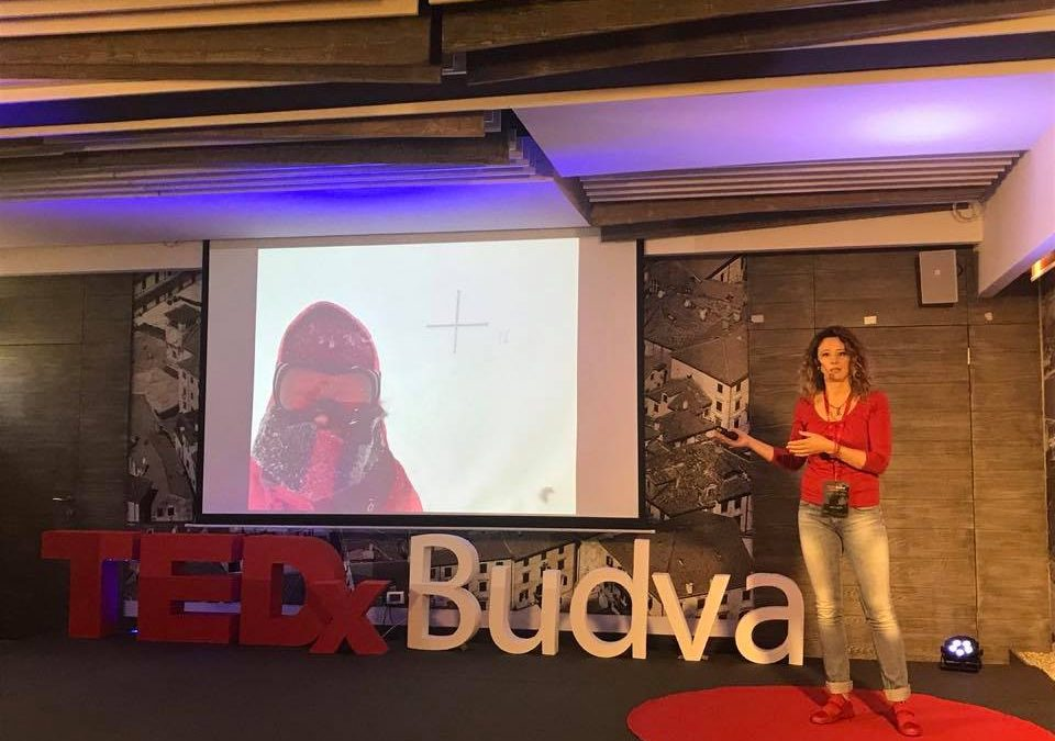 My TEDx talk about Kilimanjaro